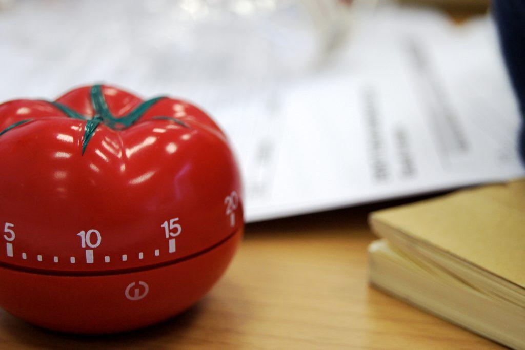 Técnica de Pomodoro e a Eficiência nos Estudos