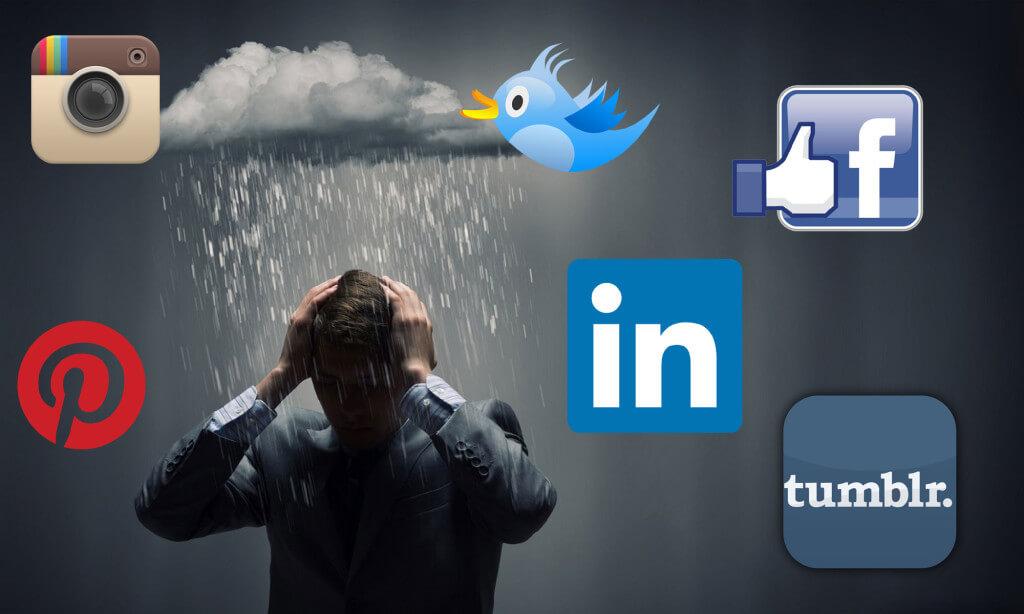 Limitar o tempo de uso diário de redes sociais resulta em menor sintomas de Depressão