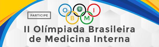 Olimpíada Brasileira de Medicina Interna