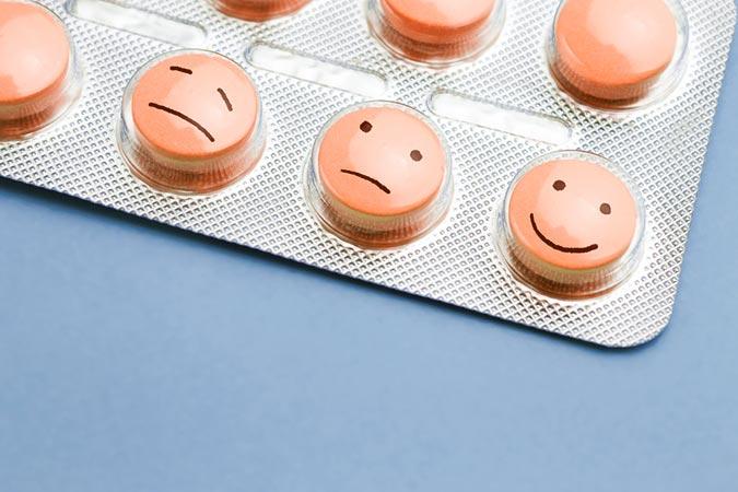 A eficácia de diferentes tipos de antidepressivos em idosos