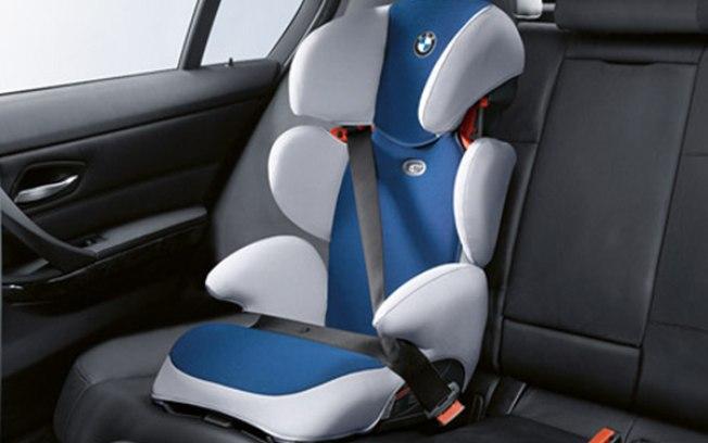 Uso de cadeirinhas em veículos reduziu em 33% o número de crianças vítimas do trânsito